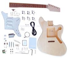 China Aiersi Cheap Price Hot Sale DIY Electrical Guitar Kits