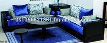 salone marocchino set