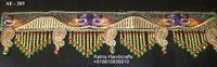 Decorative Handicrafts Toran For Diwali Decoration & Home Decor 001