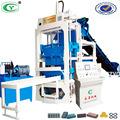 2015 entièrement automatique ligne de production de brique machine de presse hydraulique