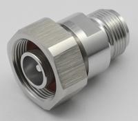 Mini DIN Male to N Female RF Adapter (4.1-9.5 Adapter)