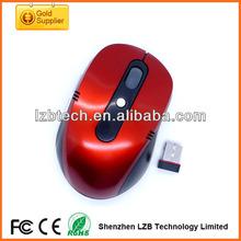 good design cordless 2014 promotional novelties 6d optical mouse