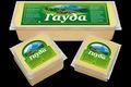 Bloco de queijo processado/preparação