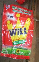 red/ blue/ white laundry detergent, detergent washing powder, washing powder made in Vietnam