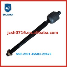 Toyota Carina Auto Parts Axial Rod/Rack End/Tie Rod 45503-29475