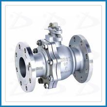China made 1000 psi flanged ball valve