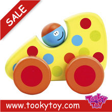 popular top grade small wooden kid car toy