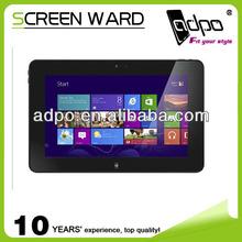 Free sample HD Clear Screen Protector For DELL Latitude 10 (matte/diamond/anti-shock)
