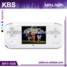 Fashional Java Mp4 Player Download Fm Radio Built-In Loudspeaker