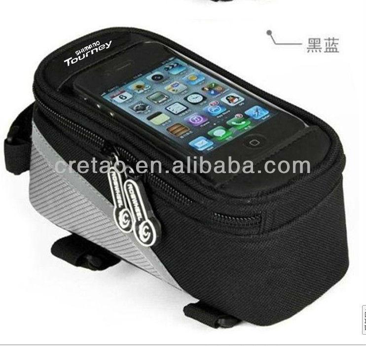 Universal bracket waterproof bag, bike phone case for iphone; for samsung;