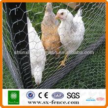Anping hexagonal mesh hexagonal wire netting chicken mesh(ISO9001:2008 professional manufacturer)