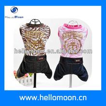 2014 New Summer Collection Pet Clothes, Designer Pet Four feet pants