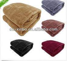 QUALITY Mink Blanket SINGLE / KING SINGLE - PICK YOUR COLOR