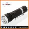 Yiwu Flashlight Manufacturer Zoom Flashlights CREE Flashlights