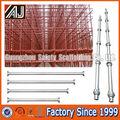 guangzhou acero cuplock andamios partes del sistema