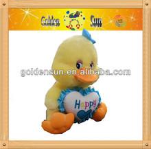 2014 new designs custom plush toy