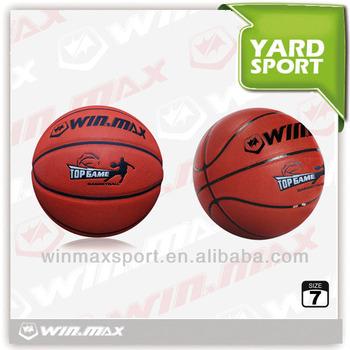 2015 Winmax match play high grade PU basketball