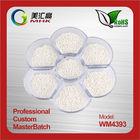 White pvc master batch