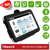 2014 hot sale 4.3 inch car gps with 4GB memory installed latest map