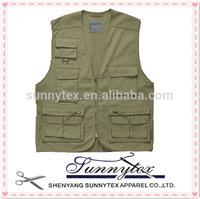 SUNNYTEX Multipockets Men's Fishing Vest