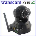 Wanscam 720P HD Two-way audio IR-Cut PTZ Wifi Wireless Hidden P2P IP Camera