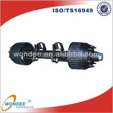 China 12T Germany BPW Axle
