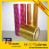 Color Aluminum laminated foil paper for packing