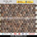Geométrica formas redondas para la decoración, 12 x 12 '' de cerámica del azulejo precio