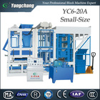 solid brick, hollow block, color face brick making machine