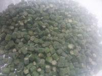 Frozen Okra Baby Okra Cut Okra