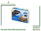 Wasa 275g Crisp Bread 100% whole wheat Sports from Barilla !