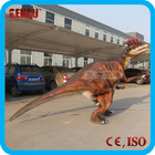 Amusement park high quality realistic dinosaur costume for sale