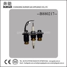 Zhejiang high quality kitchen gas pilot burner B880217