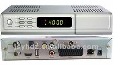 H.264 HD DVBS2 Receptor