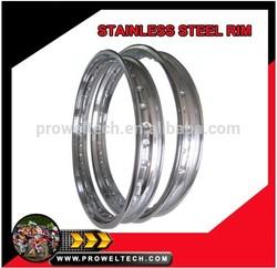 Motorcycle Stainless Steel Rim