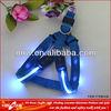 safety flashing led dog harness