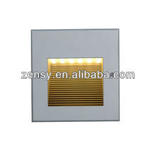 Good quality led wall Step light led light outdoor external led stair light 2w
