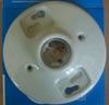 E27 Round Light Bulb Lamp Socket Holder