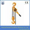 0.75ton lifting equipment HS-VT manual pulley level hoists