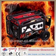 3kw Electric Start Portable biogas generator/small