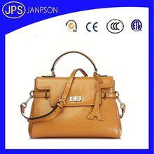 2014 lady fashion cowhide leather handbags dropship paypal