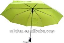 2013 new style auto 3 fold umbrella