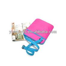 2014 hot-selling waterproof candy color Soft file bag small laptop shoulder messenger bag laptop sleeve for 13.3 inch