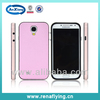 Factory wholesale samsung galaxy mobile phone case for s4 i9500