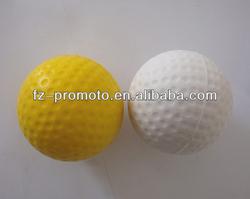 2014 hot selling pu anti stress golf