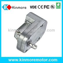 Kinmore Gear Motor 6V DC Right Angle (KM-38L130-1026-0608)