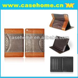 Retro leather case for ipad air genuine leather case