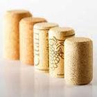 Cork wine bottle stopper, microagglomerated 24mm/40mm