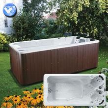 Exterior spa de agua caliente piscinas / spa de natación / de la nadada de la piscina