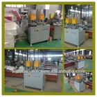 Automatic steel screw fastening machine/UPVC PVC door window making machine / PVC window production line (JGJ02)